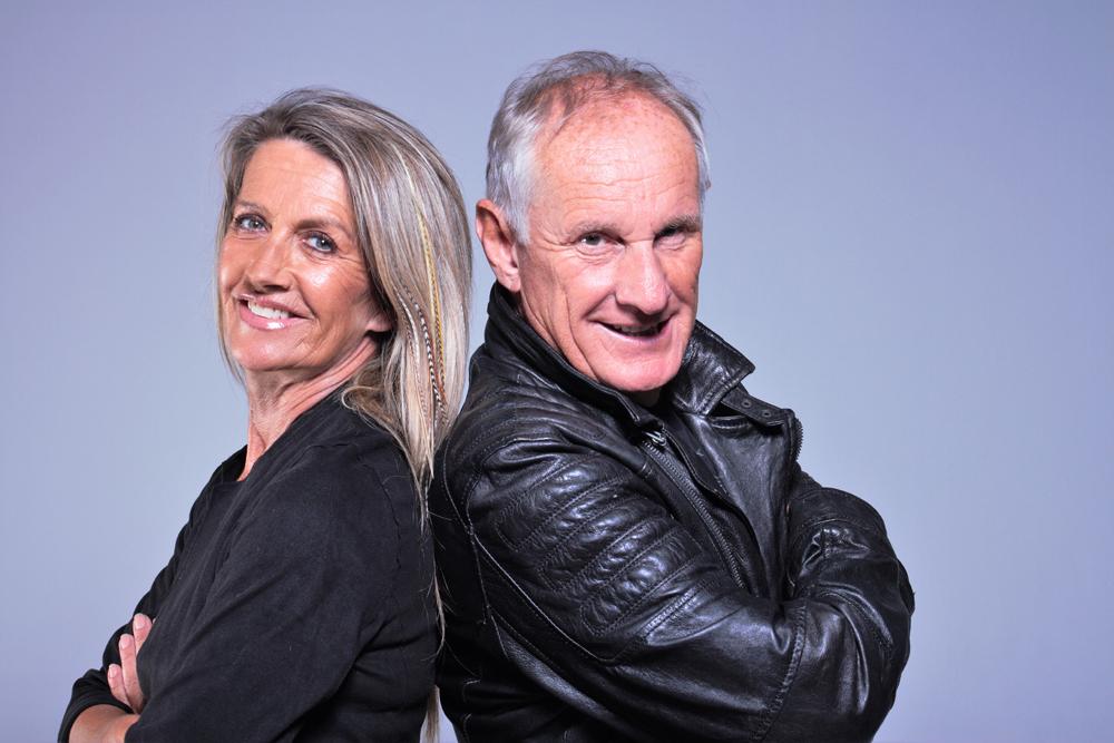 Michaela Scherer und Martin Bolze zu Gast im 'Nachtcafé'