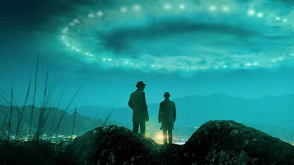 "TVNOW zeigt die packende US-Fictionserie ""Project Blue Book"