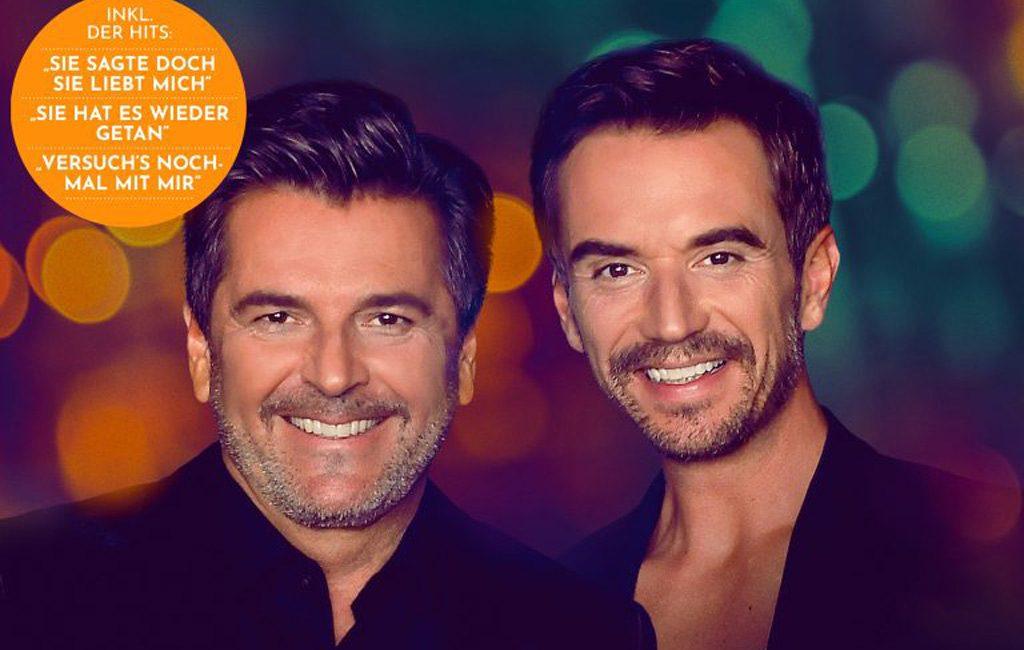 Thomas Anders & Florian Silbereisen veröffentlichen das Duett-Highlight des Jahres