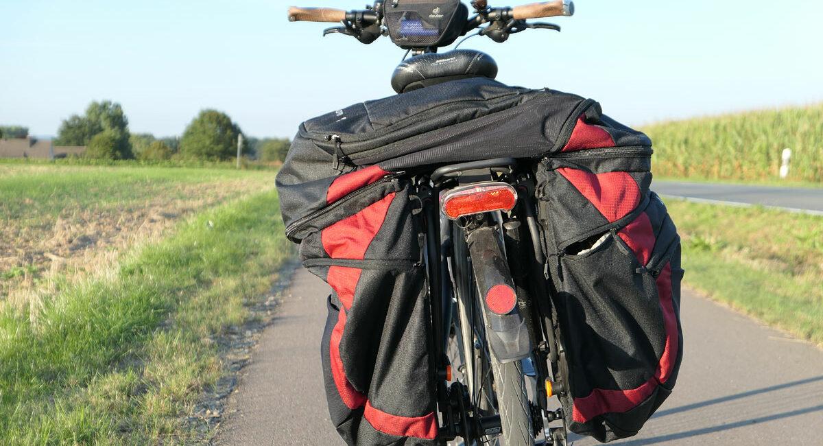 Auf Rad-Tour mit Vaude