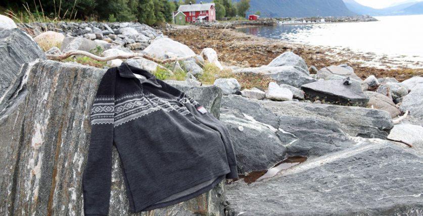 Norwegische Tradition und technische Wolle