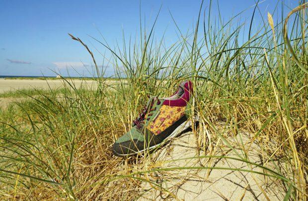 Vom Korken zum Schuh