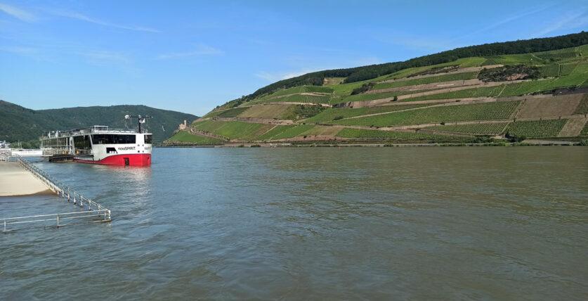 Gourmetgenuss, Flusspanorama und Urlaubserlebnisse auf dem Wasser